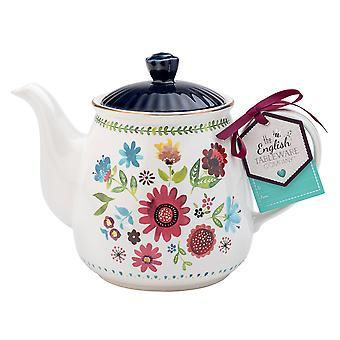 English Tableware Co. Sabina Teapot