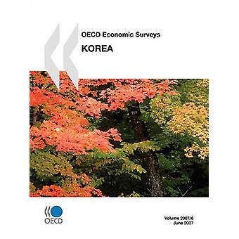 OCDE estudios económicos Corea 2007 por la publicación de la OCDE