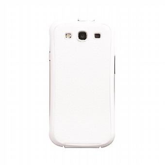 Founded cradle white Galaxy S3/S3 Neo Samsung Anymode (top)