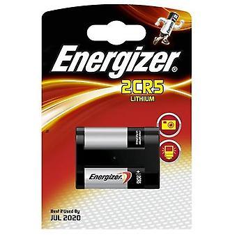 Energizer au lithium 2CR5