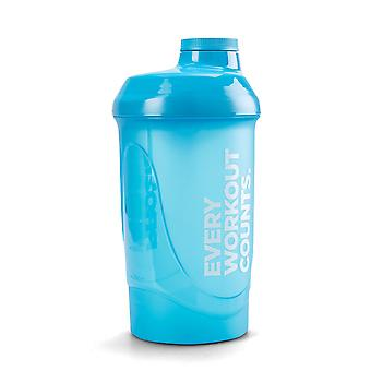 PROZIS - Shaker every workout counts 600 ml -.