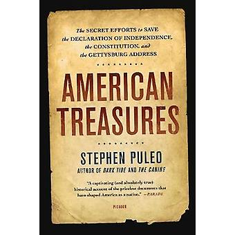 American Treasures - The Secret Efforts to Save the Declaration of Ind