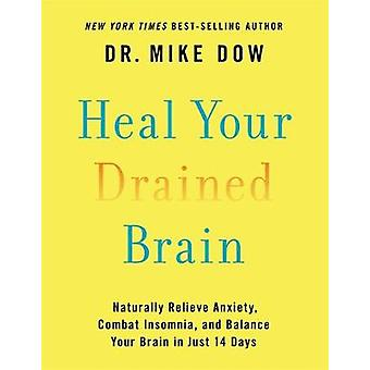 Heal Your Drained Brain - Naturally Relieve Anxiety - Combat Insomnia