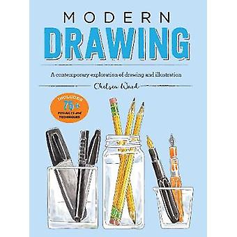 Modern Drawing - A contemporary exploration of drawing and illustratio