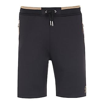 Luke 1977 375 Black & Gold Shorts