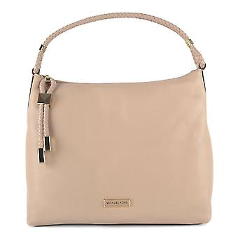 MICHAEL by Michael Kors Lexington Large Truffle Leather Shoulder Bag