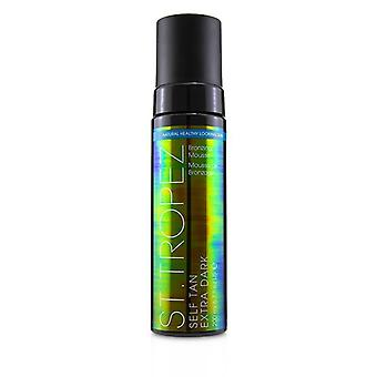 St. Tropez auto Tan extra Dark mousse de Bronzing 200ml/6.7 oz