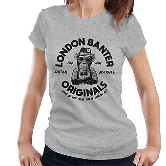 London Banter Originals Daper Ape Women's T-Shirt
