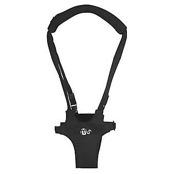 MS Black Harness With Handle (Babies and Children , Walk)