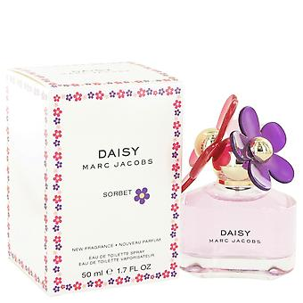Daisy Sorbet by Marc Jacobs Eau De Toilette Spray 1.7 oz / 50 ml (Women)