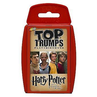Top Trumps - Harry Potter und der Feuerkelch