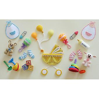 Quilling Kit Bundle Of Joy Q247