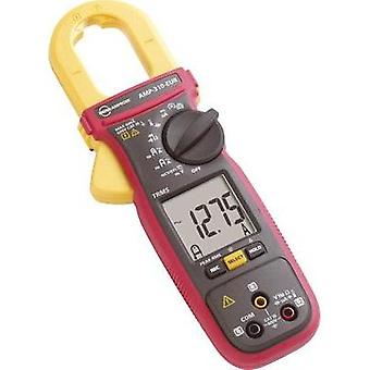 Current clamp digital Beha Amprobe 4560603 Calibrated to: Manufacturer standards CAT III 600 V Display (counts): 6000