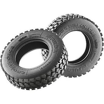 Carson 1:14 1:14 Fulda Crossforce terrain tyre Manufacturer part number 907011