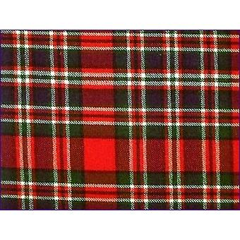 MacFarlane Red, Modern - Pure Wool Tartan