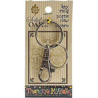 Thaneeya(R) LLC Metal Key Chain 1/Pkg-1/Pkg TM008