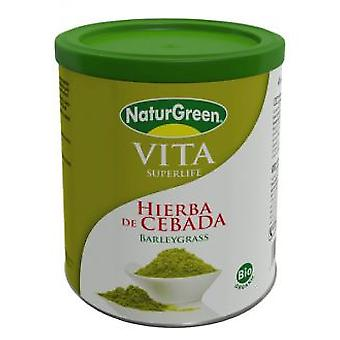 Naturgreen Barley Grass In Pot 200g Bio Vita Superlife