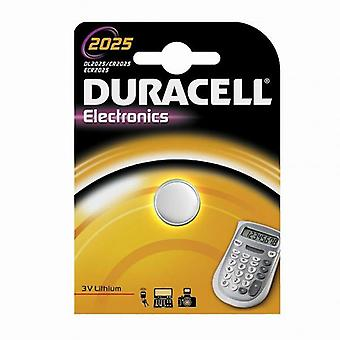 Duracell Knoopcel Dl 2025 Lithium