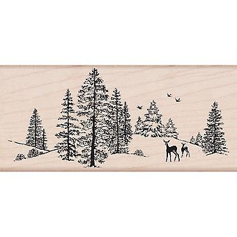 Hero Arts Mounted Rubber Stamp 5