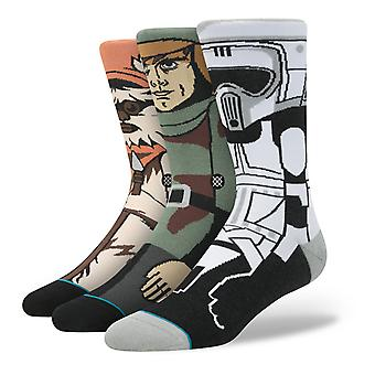 Star Wars Return Of The Jedi 3 Pack Socks