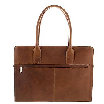Piviere Business/laptop bag ladies full pelle bovina