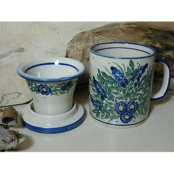 Mug with a sieve, 250 ml unique 45 - BSN 5682