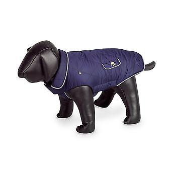 Nobby Marlon Dog Coat Navy 48cm