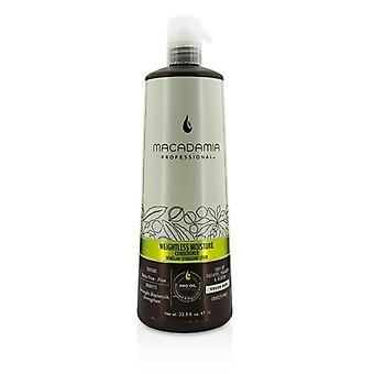 Macadamia Natural Oil professionel vægtløs Moisture Conditioner 1000ml / 33.8 oz