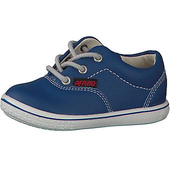Ricosta Pepino Boys Rudi Shoes Blue Leather
