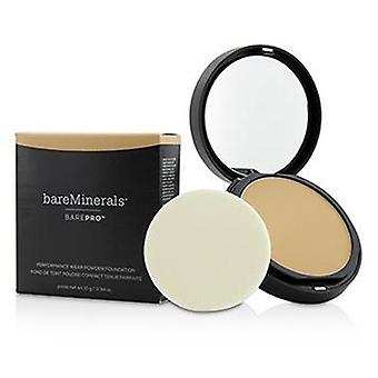 Bareminerals BarePro Performance Wear Powder Foundation - # 12 Warm Natural - 10g/0.34oz