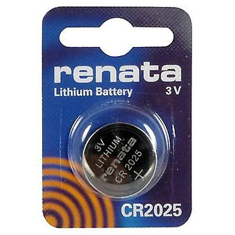 Renata 377 SR626SW 1.55v Silver Oxide Watch battery - Pack of 10