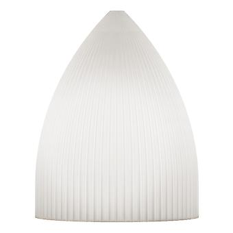 VITA ripples slope Lampenschrim white 15 x 15 x 19 cm lamp
