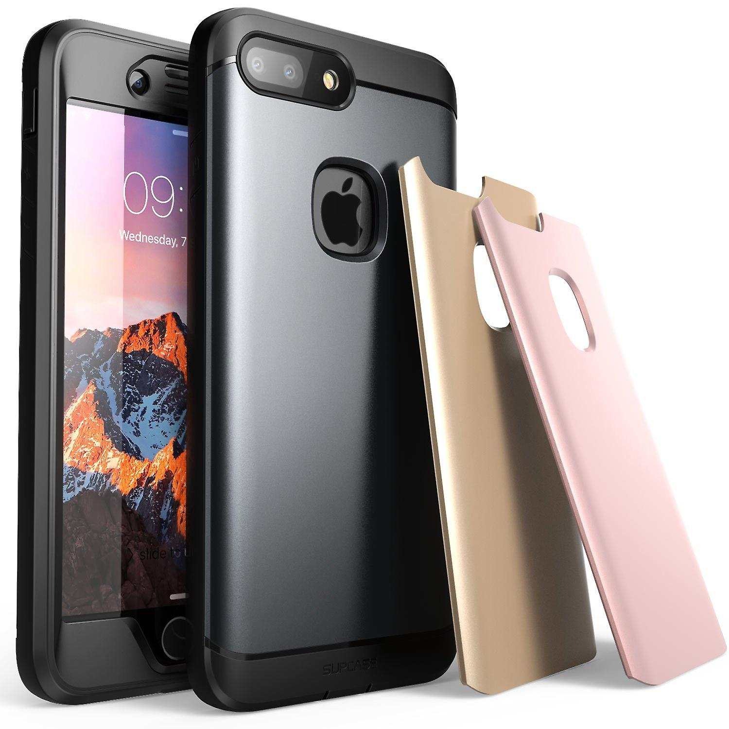 iPhone 7 Plus Case, SUPCASE Water Resistant Full-body Rugged Case with Built-in Screen Protector