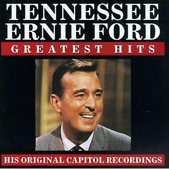 Tennessee Ernie Ford - Greatest Hits [CD] USA importar