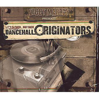 Ziggy Marley præsenterer Dancehall ophavsmændene - Ziggy Marley præsenterer Dancehall ophavsmændene [CD] USA importerer