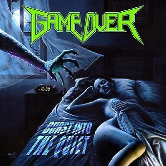 Game Over - brast i the Quiet [CD] USA import