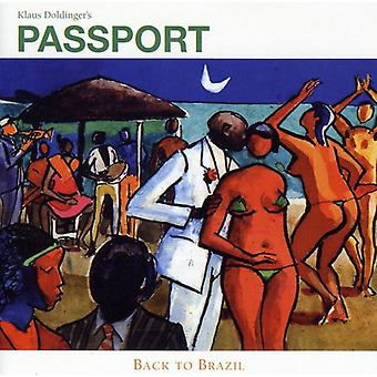 Passport - Back to Brazil [CD] USA import