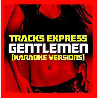 Tracks Express - Gentlemen [CD] USA import