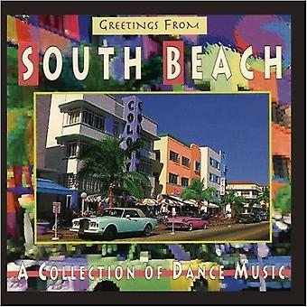 Greetings From South Beach - Vol. 1-Greetings From South Beach [CD] USA import