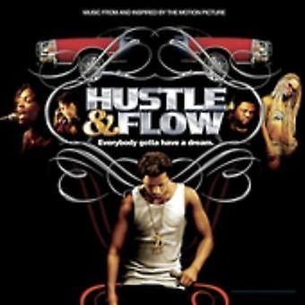 Various Artists - Hustle & Flow [CD] USA import