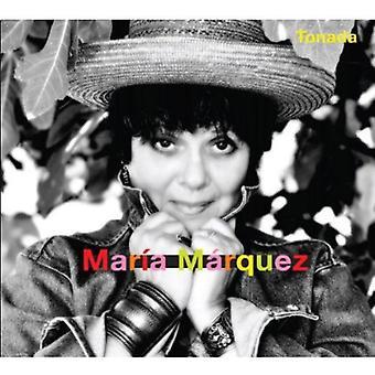 Maria Marquez - Tonada [CD] USA import