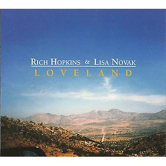 Hopkins/Novak - Loveland [CD] USA import