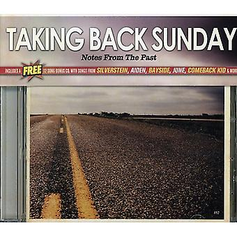 Taking Back Sunday - Notes From the Past [CD] USA import