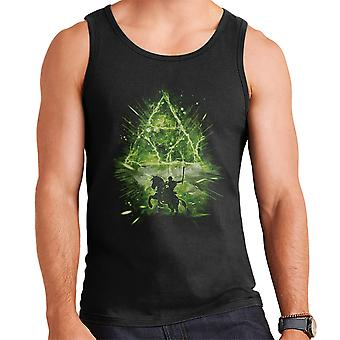 Triforce Storm Legend of Zelda mænds Vest