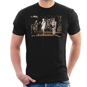 The Libertines Performing Pete Dohery Carl Barat Men's T-Shirt
