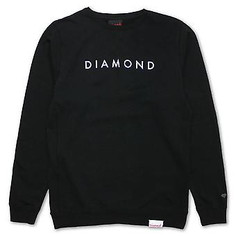 Diamond Supply Co Futura Sweatshirt schwarz