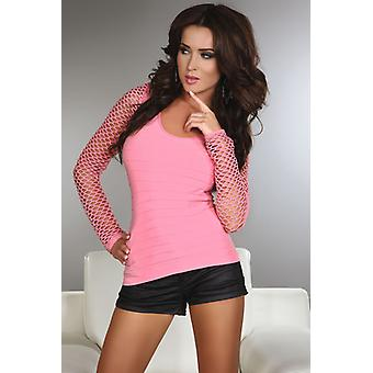 Roze fashion shirt Hortense