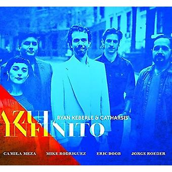 Ryan Kerberle & Catharthis - Azul Infinito [CD] USA import