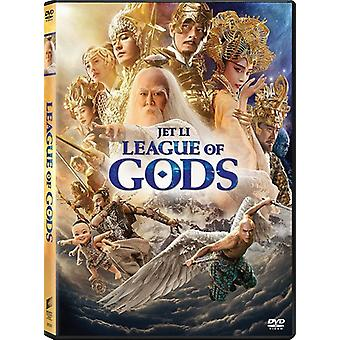 League of Gods [DVD] USA import