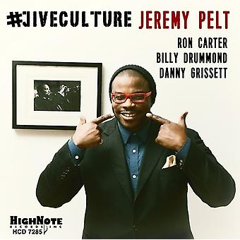 Jeremy Pelt - #Jiveculture [CD] USA import